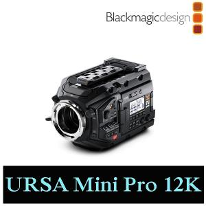 블랙매직디자인 Blackmagic URSA Mini Pro 12K