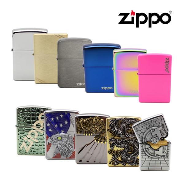 ZIPPO 정품 지포라이터/ 133ml 오일포함