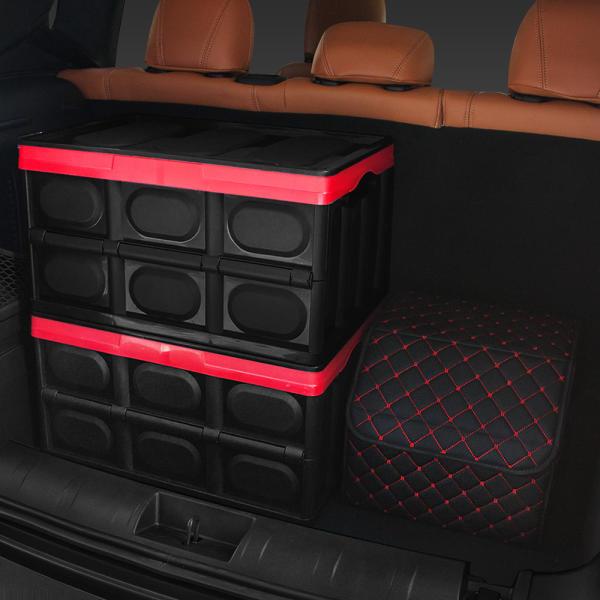 트렁크 정리함 자동차 캠핑 하드케이스 차량용 콘솔박스