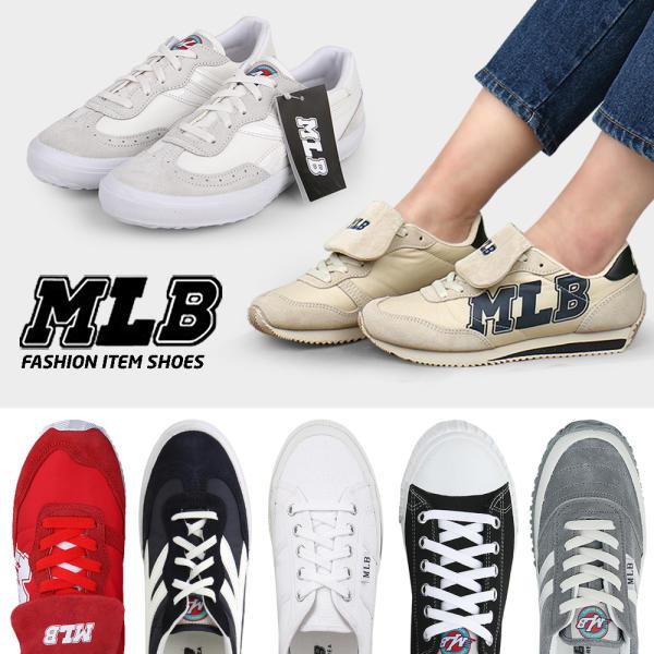 인기좋은 MLB 커플 패션운동화 샌들 슬리퍼 스니커즈