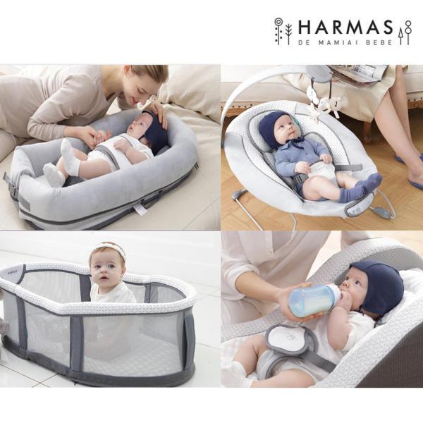 알마 컴포트핏 휴대용 아기침대, 요람, 바운서 모음전