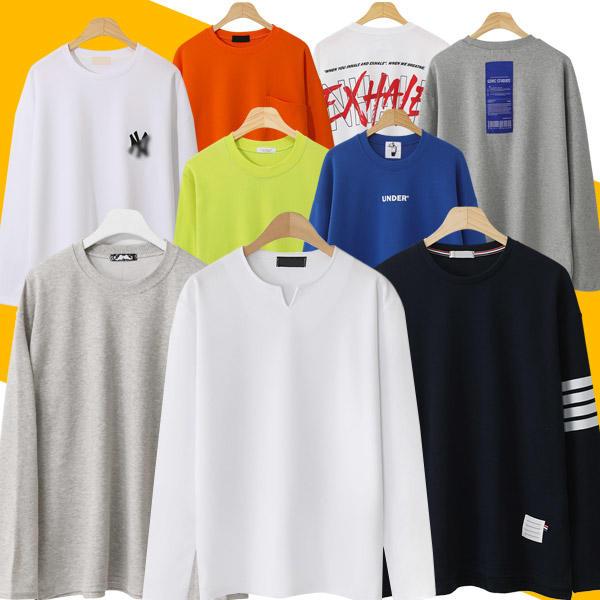[MNC] 가을신상 남녀공용 티셔츠 강력추천 기획전!