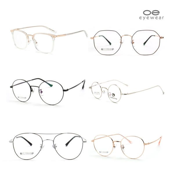 무게 8g 베타티타늄 안경 동일가격 36종 이벤트