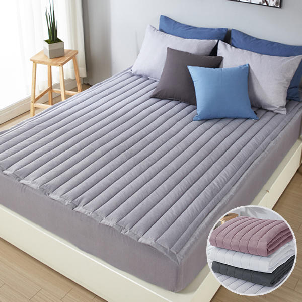 (보드래) 침대패드 침대커버 카페트 러그 알러지케어