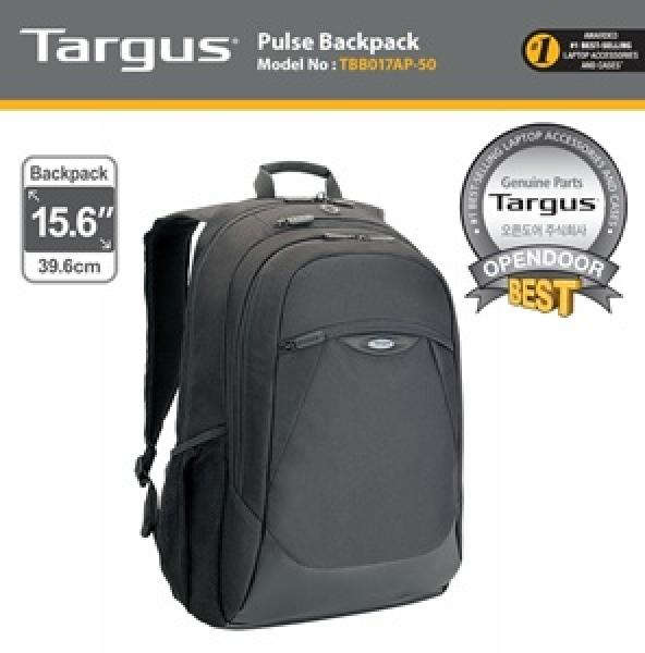 "[타거스]Targus TBB017AP 15.6"" Pulse Backpack (Black)"