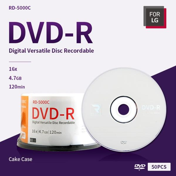 FOR LG DVD-R Cake 50P 벌크