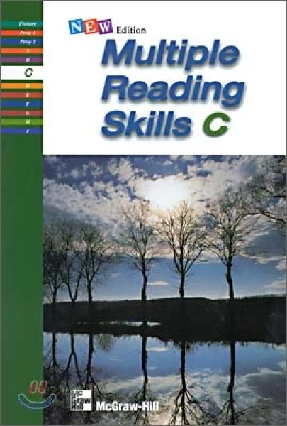 New Multiple Reading Skills C (Book & CD) (New Multiple Reading Skills  )