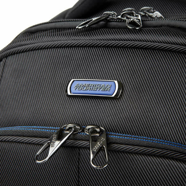 [2001 OUTLET] [American Tourister] 아메리칸 투어리스터AT XPERTIZE BACKPACK BLACK (68T09007)