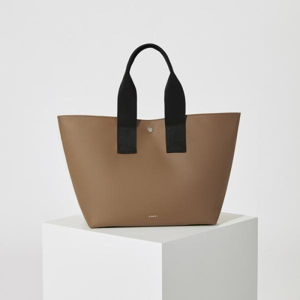 [코르시][Corci] BAY bag-Midi (clay)