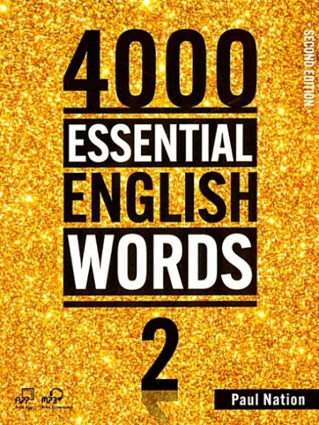 4000 Essential English Words. 2