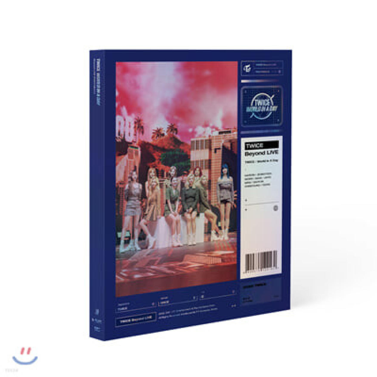 트와이스 (TWICE) - Beyond LIVE - TWICE : World in A Day PHOTOBOOK