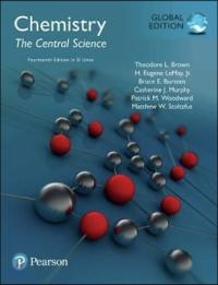 Chemistry: The Central Science in SI Units, 14/E