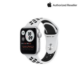Apple 워치 SE 40mm Nike GPS + 스포츠 밴드 (애플케어플러스 선택)