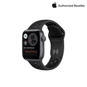 Apple 워치 SE 44mm Nike GPS + 스포츠 밴드 (애플케어플러스 선택)
