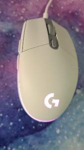 로지텍코리아 G102ic 2세대 LIGHTSYNC PC방 에디션 유선 마우스 8000DPI