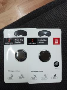메탈타입 원형 링고리 거치대 휴대폰 사은품 판촉물