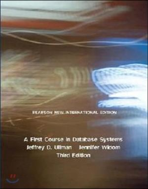 First Course in Database Systems, 3/E (IE)