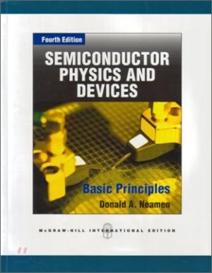 Semiconductor Physics and Devices, 4/E