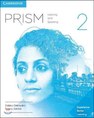 Prism Level 2 Student's Book with Online Workbook Listening and Speaking (Prism )