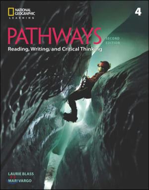 Pathways 4 : Reading, Writing and Critical Thinking with Online Workbook  (Pathways : Reading, W...