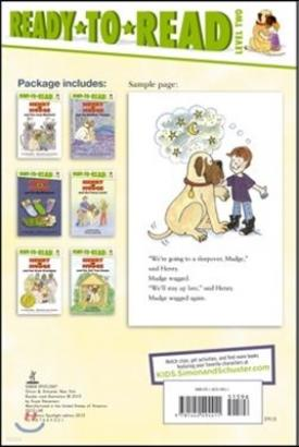 Henry and Mudge Ready-to-read Value Pack #2 /Henry and Mudge and the Long Weekend; Henry and Mud...