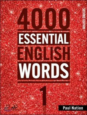 4000 Essential English Words 1, 2/E (Compass Publishing Words )