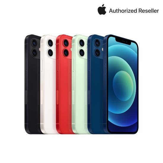 [카드11%할인쿠폰+무이자]자급제 아이폰 12 64GB 애플공식 5G/LTE호환 공기계 (애플케어플러스 선택)