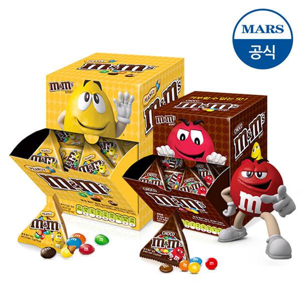 한국마즈 초콜릿 픽앤믹스 모음전