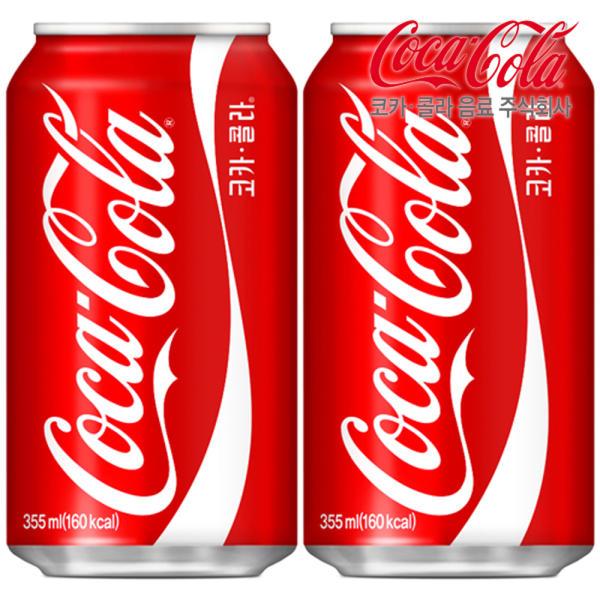 코카콜라 355ml 24캔/칠성사이다/펩시콜라/음료수