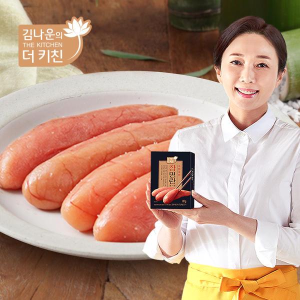 김나운 참명란 온란4팩+맛란2팩