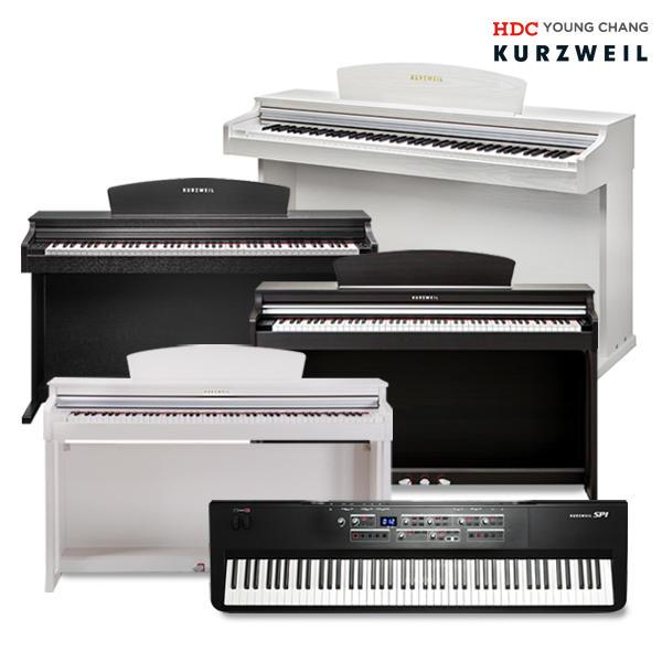 3월9일(화) 단하루! 영창 커즈와일 전자 디지털피아노 M115 M120 M130W SP1 KA70